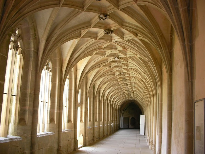 Монастырь Бебенхаузен - Kloster Bebenhausen - 1 61556