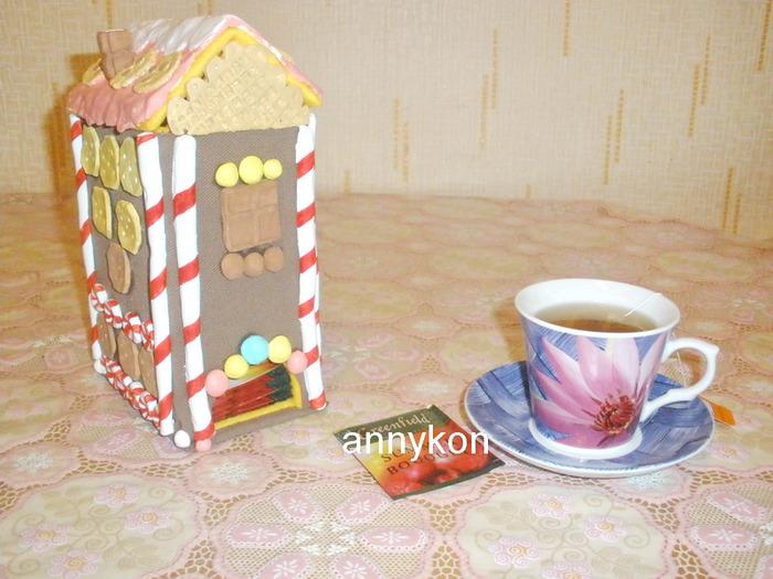 Пряничный домик для хранения чайных пакетиков/4668337______1 (700x525, 117Kb)