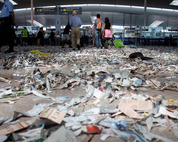 аэропорт барселона фото (700x560, 81Kb)