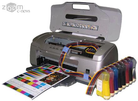 Как сделать самому краску для принтера