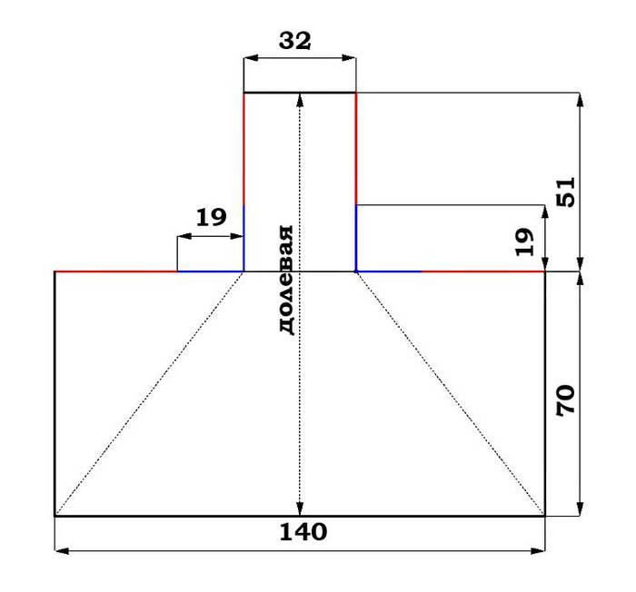 Как сшить платье-трансформер выкройка 9