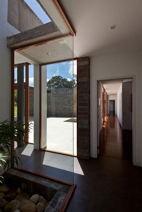 Двухэтажный дом от студии Diez + Muller 8 (470x700, 266Kb)