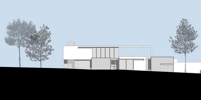 Двухэтажный дом от студии Diez + Muller 22 (700x349, 27Kb)
