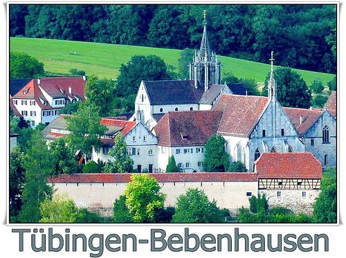 Монастырь Бебенхаузен - Kloster Bebenhausen - 1 57849