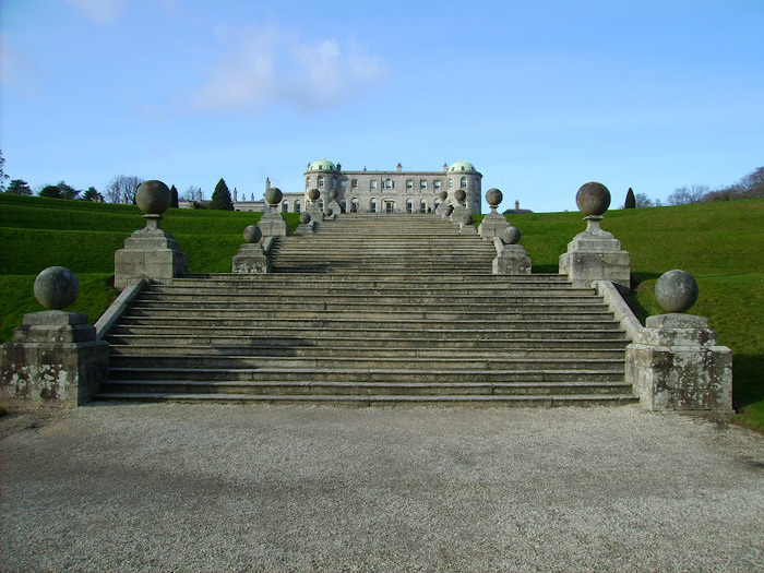 Powerscourt Gardens -Сад Пауэрскоурт . 15382