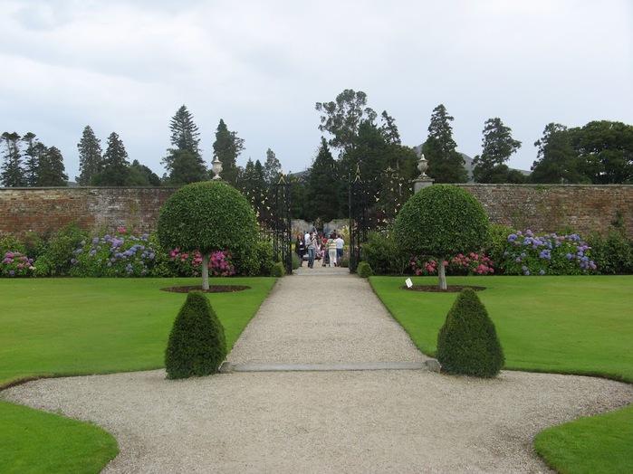 Powerscourt Gardens -Сад Пауэрскоурт . 50112