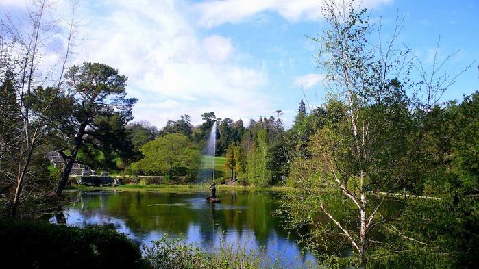 Powerscourt Gardens -Сад Пауэрскоурт . 48296