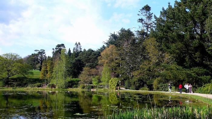Powerscourt Gardens -Сад Пауэрскоурт . 23129