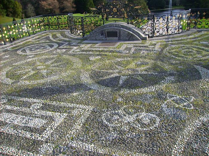 Powerscourt Gardens -Сад Пауэрскоурт . 48882