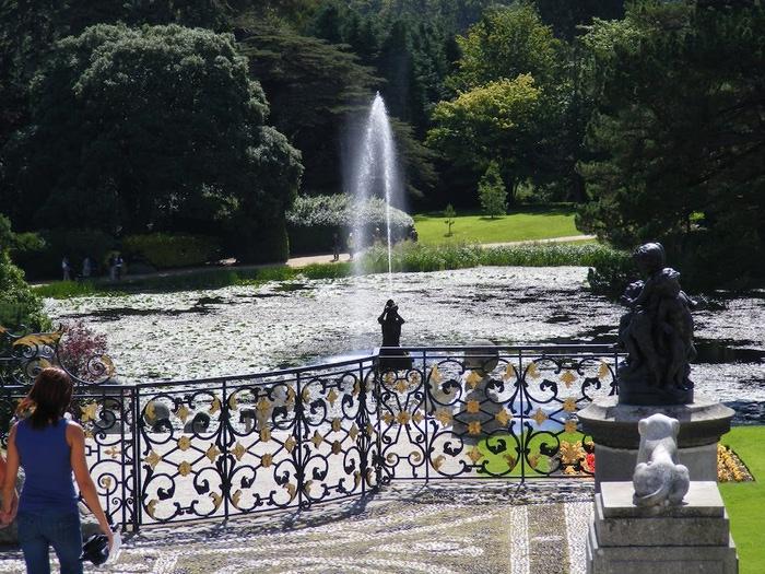 Powerscourt Gardens -Сад Пауэрскоурт . 58848