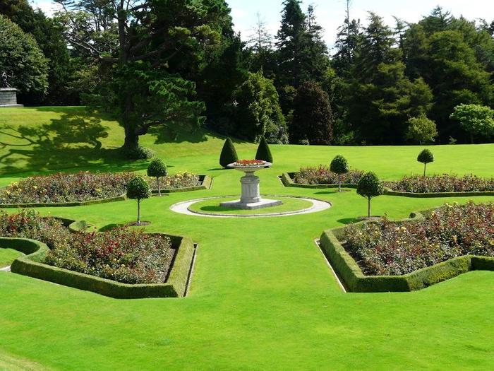 Powerscourt Gardens -Сад Пауэрскоурт . 16233