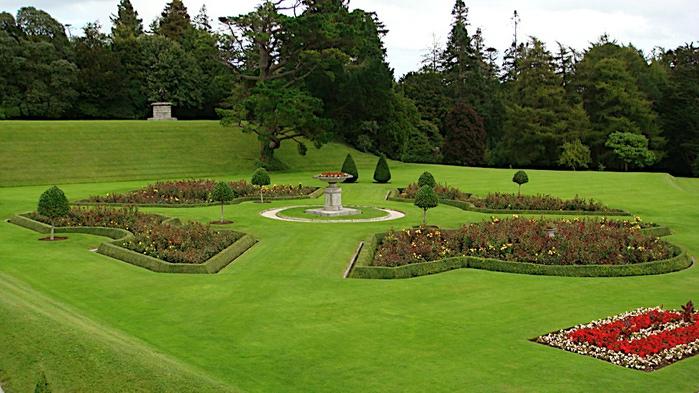 Powerscourt Gardens -Сад Пауэрскоурт . 31287