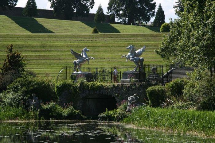 Powerscourt Gardens -Сад Пауэрскоурт . 34096