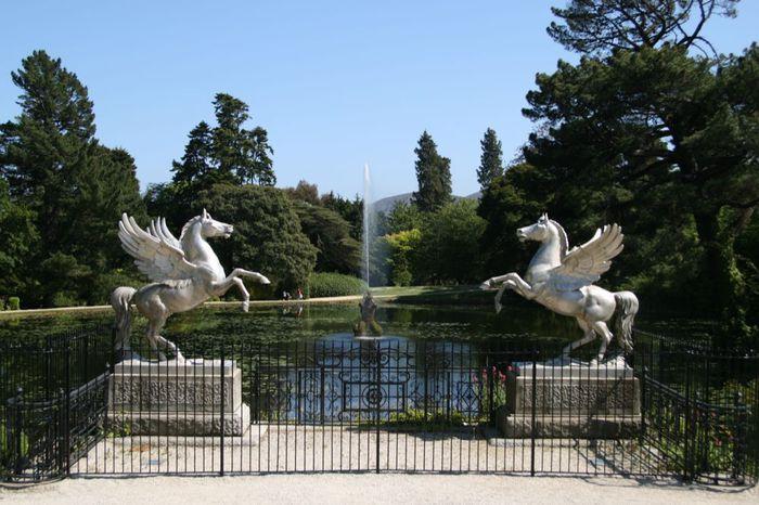 Powerscourt Gardens -Сад Пауэрскоурт . 78521