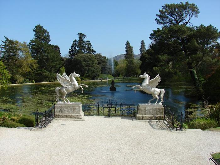 Powerscourt Gardens -Сад Пауэрскоурт . 35472