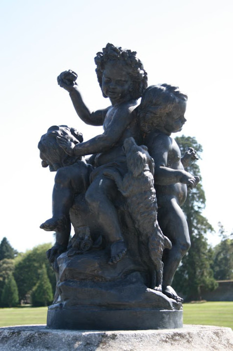 Powerscourt Gardens -Сад Пауэрскоурт . 59491