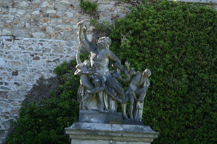 Powerscourt Gardens -Сад Пауэрскоурт . 35356