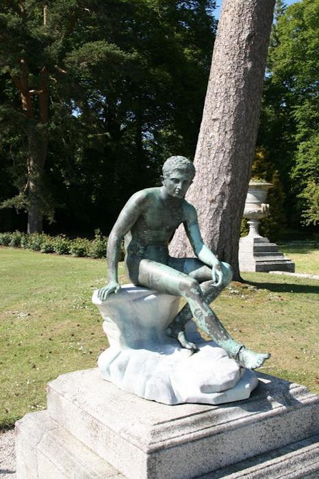 Powerscourt Gardens -Сад Пауэрскоурт . 16330