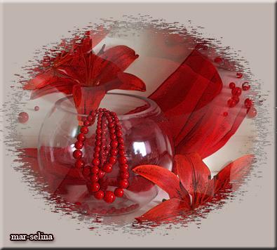 Красные-лилии (395x356, 204Kb)