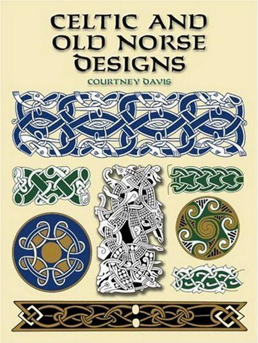 DAVIS Courtney -  Celtic And Old Norse Designs_1 (527x700, 89Kb)