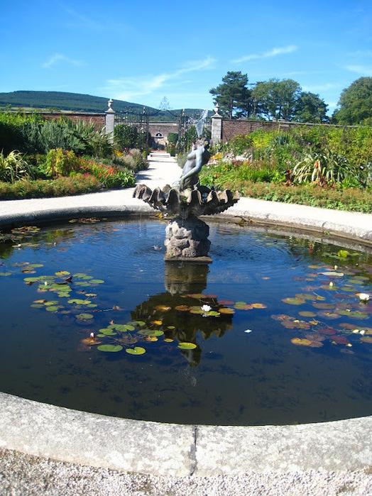 Powerscourt Gardens -Сад Пауэрскоурт . 24717