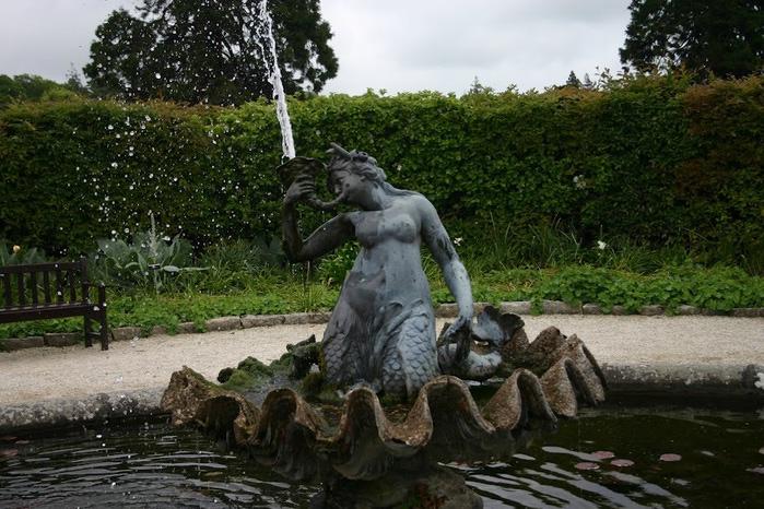 Powerscourt Gardens -Сад Пауэрскоурт . 22343
