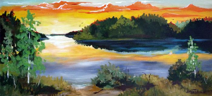 summer_lake_by_mishelangello-d2xj6y5 (700x317, 70Kb)