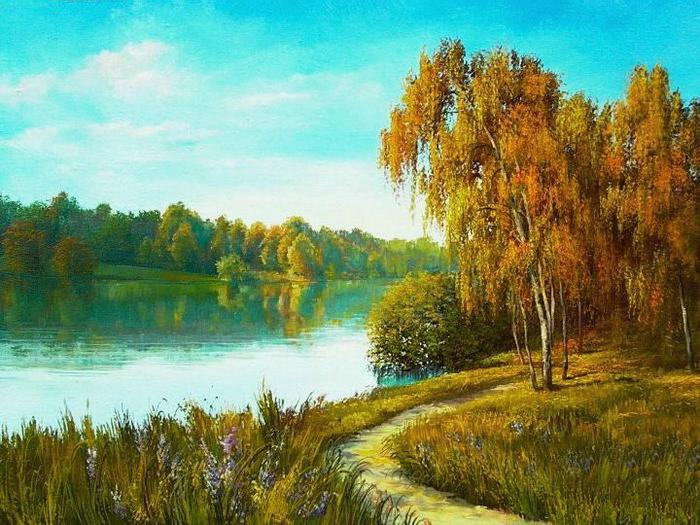 Былич Александр Леонидович.Тишина. (700x525, 146Kb)