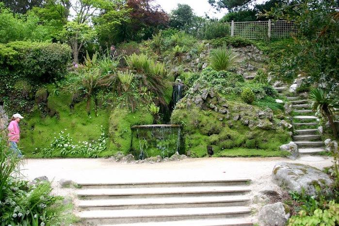 Powerscourt Gardens -Сад Пауэрскоурт . 91541