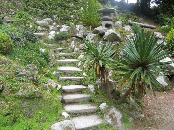 Powerscourt Gardens -Сад Пауэрскоурт . 40426