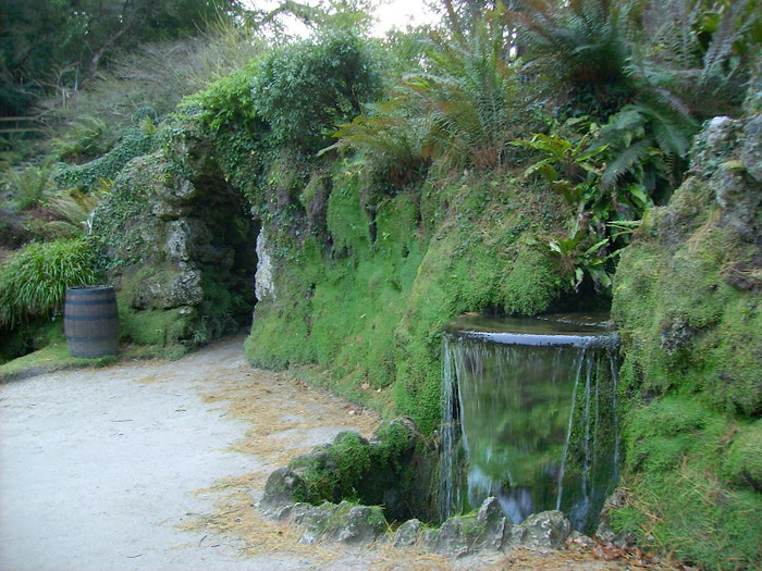 Powerscourt Gardens -Сад Пауэрскоурт . 42209