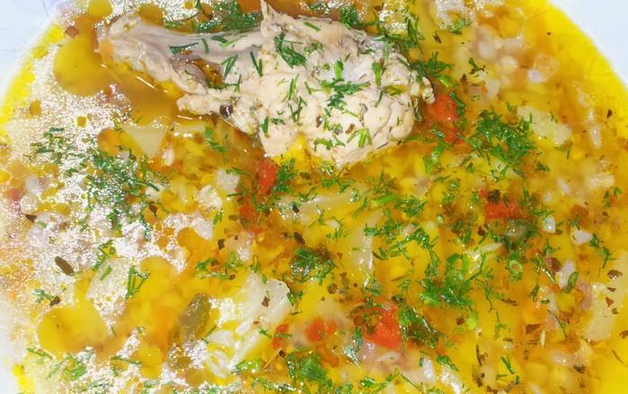 Суп шахтерский с гречкой рецепт