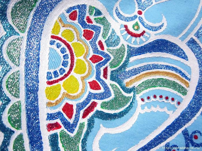 ручная роспись на майке, автор Shraddha, 7 (700x525, 493Kb)