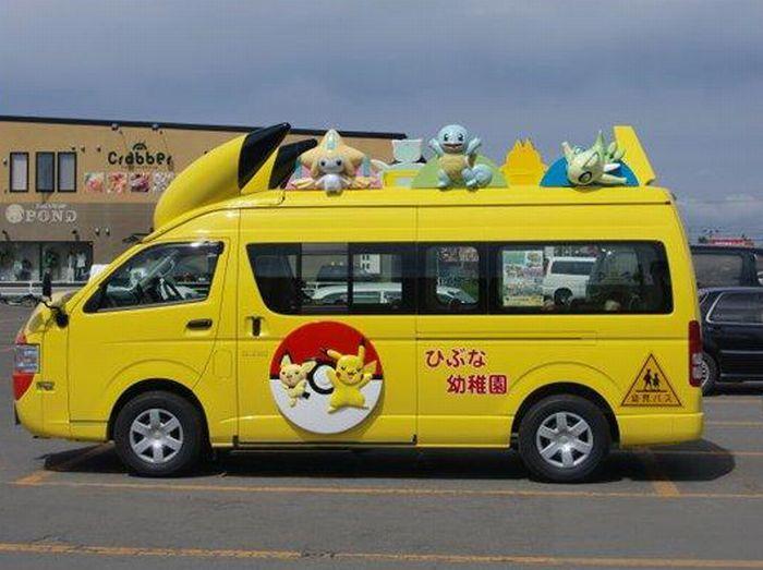 японский школьный автобус фото 1 (700x523, 75Kb)