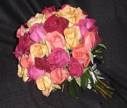 Картинки по запросу букет роз фото в живую