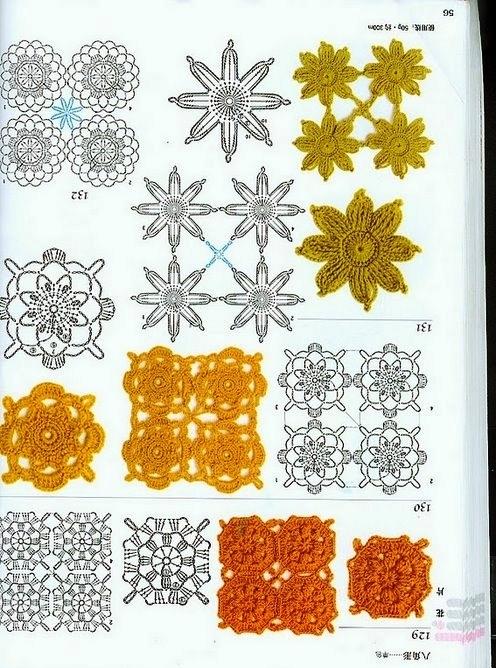 схема цветок8 (496x668, 280Kb)