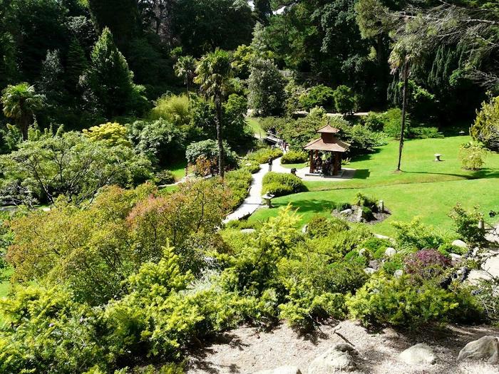 Powerscourt Gardens -Сад Пауэрскоурт . 49128