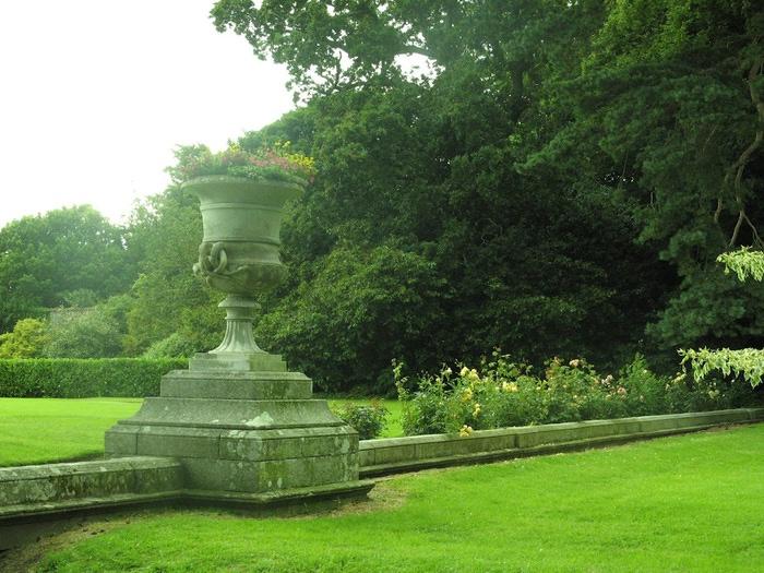 Powerscourt Gardens -Сад Пауэрскоурт . 83800