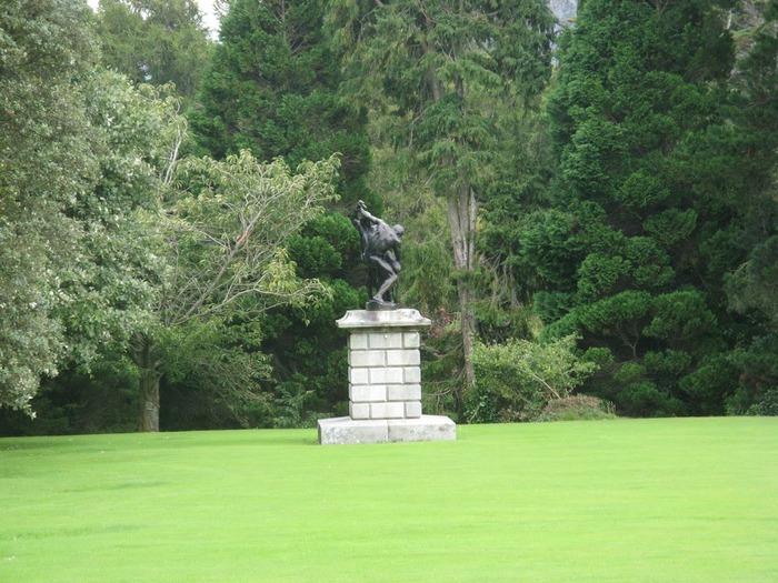 Powerscourt Gardens -Сад Пауэрскоурт . 99625