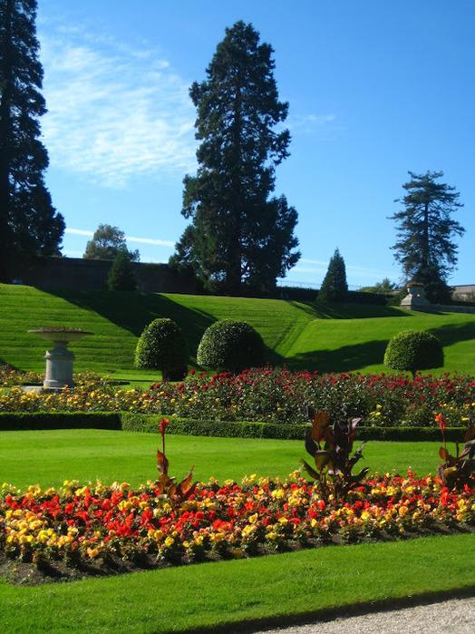 Powerscourt Gardens -Сад Пауэрскоурт . 64347