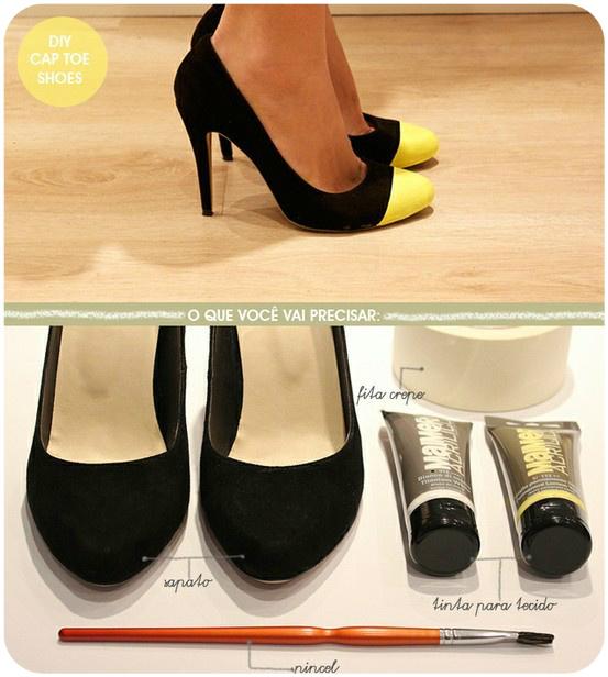 Как украшать обувь своими руками фото