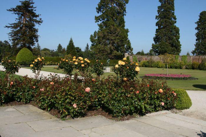 Powerscourt Gardens -Сад Пауэрскоурт . 22445
