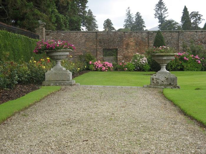 Powerscourt Gardens -Сад Пауэрскоурт . 36570