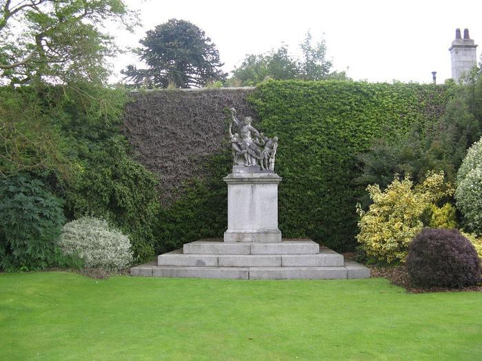 Powerscourt Gardens -Сад Пауэрскоурт . 78436