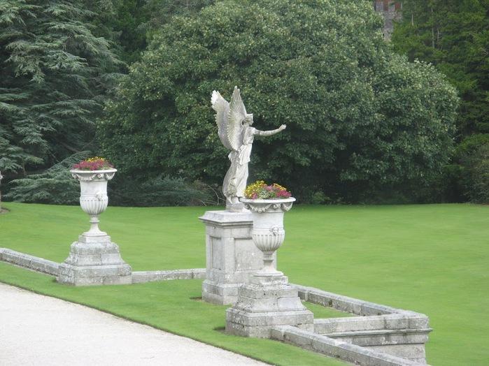 Powerscourt Gardens -Сад Пауэрскоурт . 84484