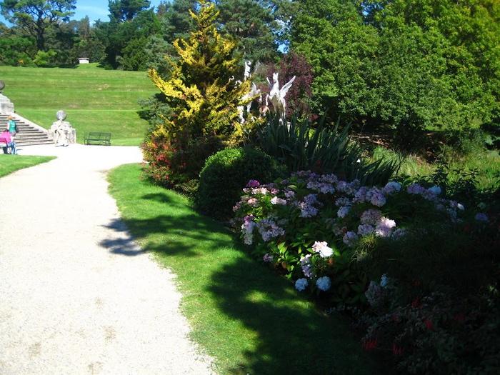 Powerscourt Gardens -Сад Пауэрскоурт . 67103