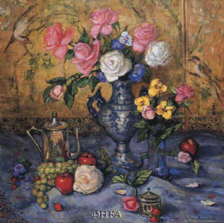 407751_Roses-with-Blue-Vase (451x450, 32Kb)