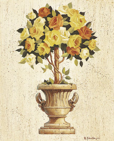 maxine-johnston-yellow-and-orange-rose-topiary (396x488, 79Kb)