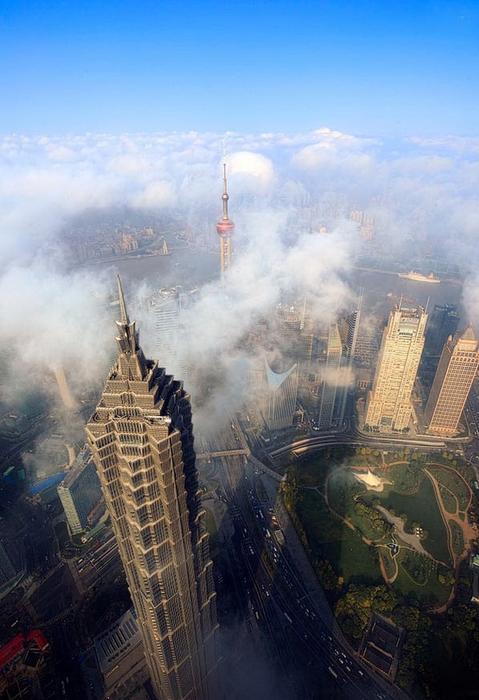 небоскребы шанхая1 (479x700, 217Kb)