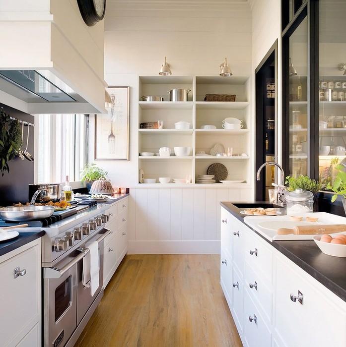 Светлая кухня-столовая 3 (697x700, 114Kb)